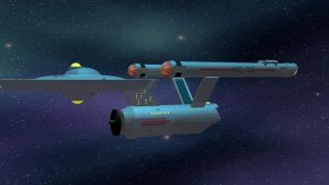 uss enterprise by jy1971
