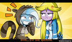 .:Horribly Blonde:. by The-Butch-X