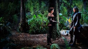 Rumbelle in Neverland by RumbelleFairytale