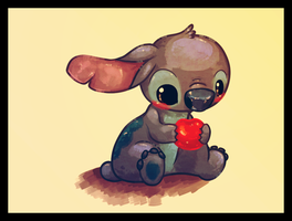 Stitch by cappydarn