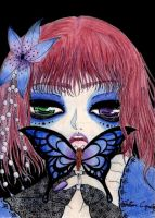 Butterfly by Innocent-malice