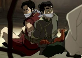 Bolin and Iroh GID by ernet888
