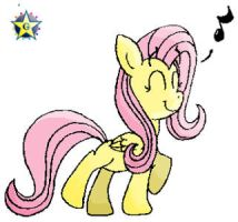 It's a Fluttershy! by TheGuyNoOneRemembers