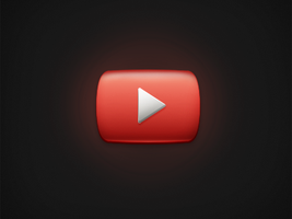 YouTube Icon by Nexert
