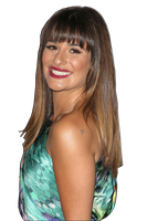 Lea Michele Png by tectos