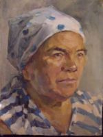 grandmother 2007 by Xenys