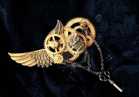 steampunk fascination I by l-CoRaLiNe-l