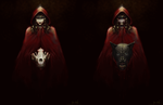 Little Red Riding Hood Side By Side by LulusDance59