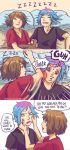 Life is Strange - Max and Chloe - TWOK in the face by Maarika