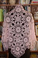 Snowflake Shawl by CreativeExcess