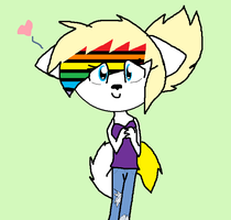 help me name her by FennecHTF