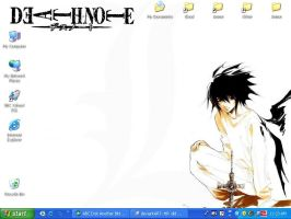 L Desktop by RsSanimefan