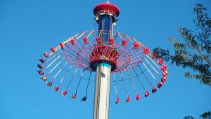 Windseeker @ Kings Island by CeroCraft