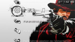 PSP - Red Dead Redemption by Xickam-93