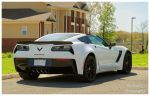 A Chevrolet Corvette Z06 by TheMan268