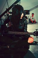Andy, guitar. by BVBArmyMorganJustine
