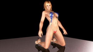 Tina Armstrong - Gravure Patriotism - 07 *Updated* by HentaiAhegaoLover