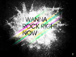 I Wanna Rock by Grazigner