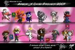 The Chibi Project 2007 by Arbok-X