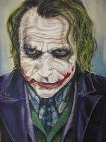 The Joker by forgottenones