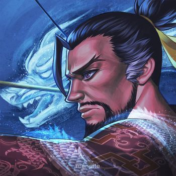 Hanzo by munette