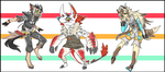 NishiGin Collab Auction OPEN - with extras! by Ginsuke
