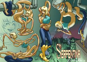 FGE: Serpentina by almond077