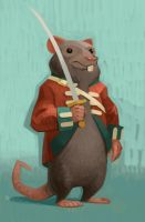Rat by atomicman