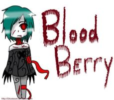 Art trade: Blood Berry by Blxck-Moon