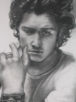 Orlando Bloom by Evelinelily