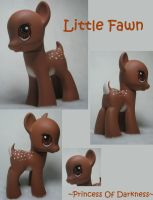 Little Fawn by DeepDarkCreations