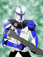 ARC trooper Spar-color version 2 by UGCcomics