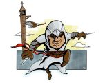 Altair-dual blades by huskertim27