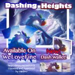 New! Dashing Heights Wallet by Tsitra360