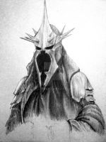 Witch King of Angmar by aod215