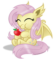 Commission:  Flutterbat by AleximusPrime