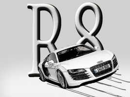 R8 by juventino11