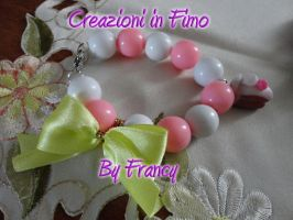 Bracciale con pasticcini - Bracialet with sweets 3 by FrancescaBrt