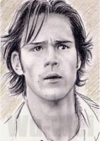 Jared Padalecki mini-portrait by whu-wei