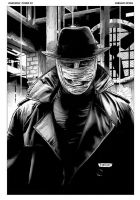 Darkman 01 Cover by FabianoNeves