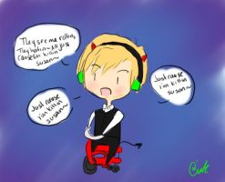 Pewds be rollin :3 by mistwolf98