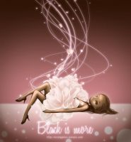 Black is More by PikAe
