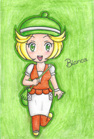 Chibi Bianca by Juliana1121
