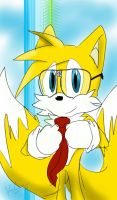 Hipster Tails CX by sonicgir7467