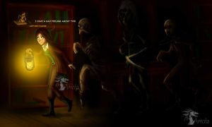 Amnesia - Let the Games Begin by Arvata