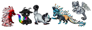 line up by nevaeh-lee