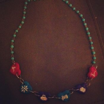 Little Mix necklace by the-iron-sea