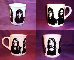 Pink Floyd Cup by MorgainLaFey
