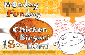Chicken Biryani Alt by HWO