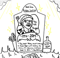 RIP Ritchie by JaxASDF